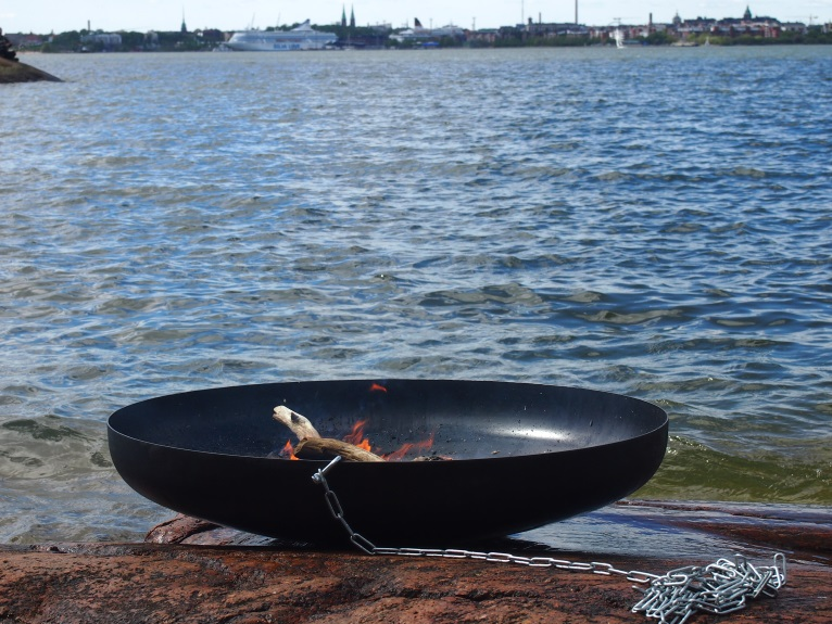 Fire pit Steel Cup 70