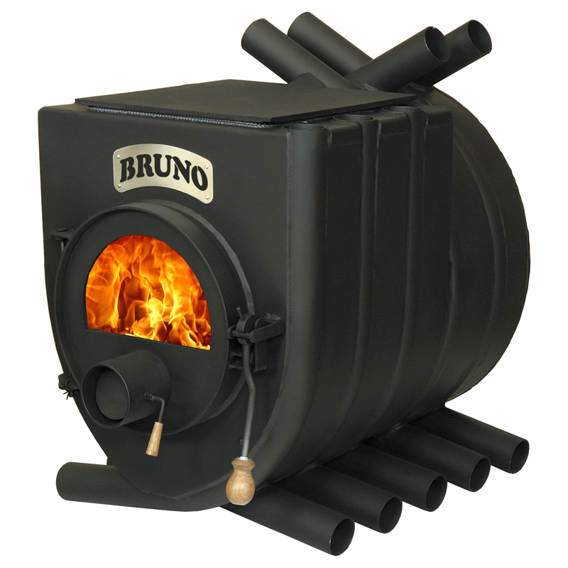 Bruno 1 Plotna with heat exchanger