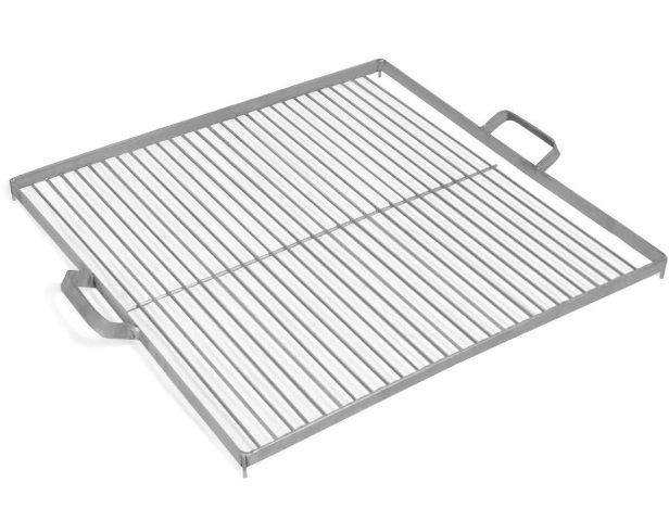 Grill grate - Stainless Steel 58x58cm