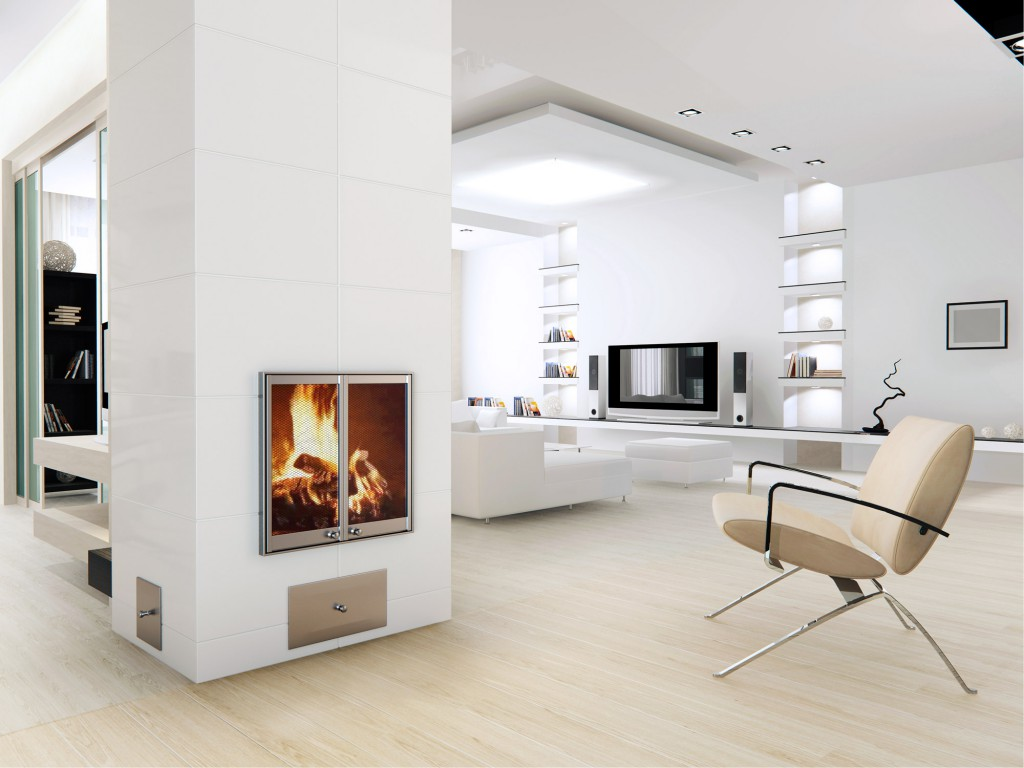 Fireplace Aatos 1600