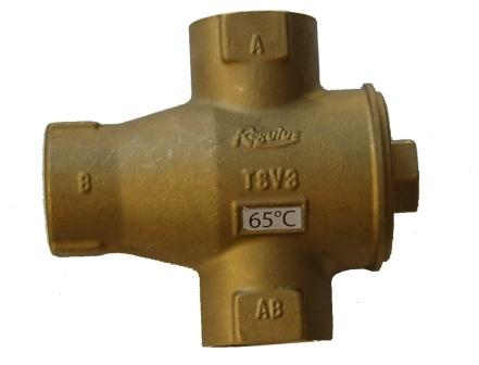 Thermostatic valve 65C