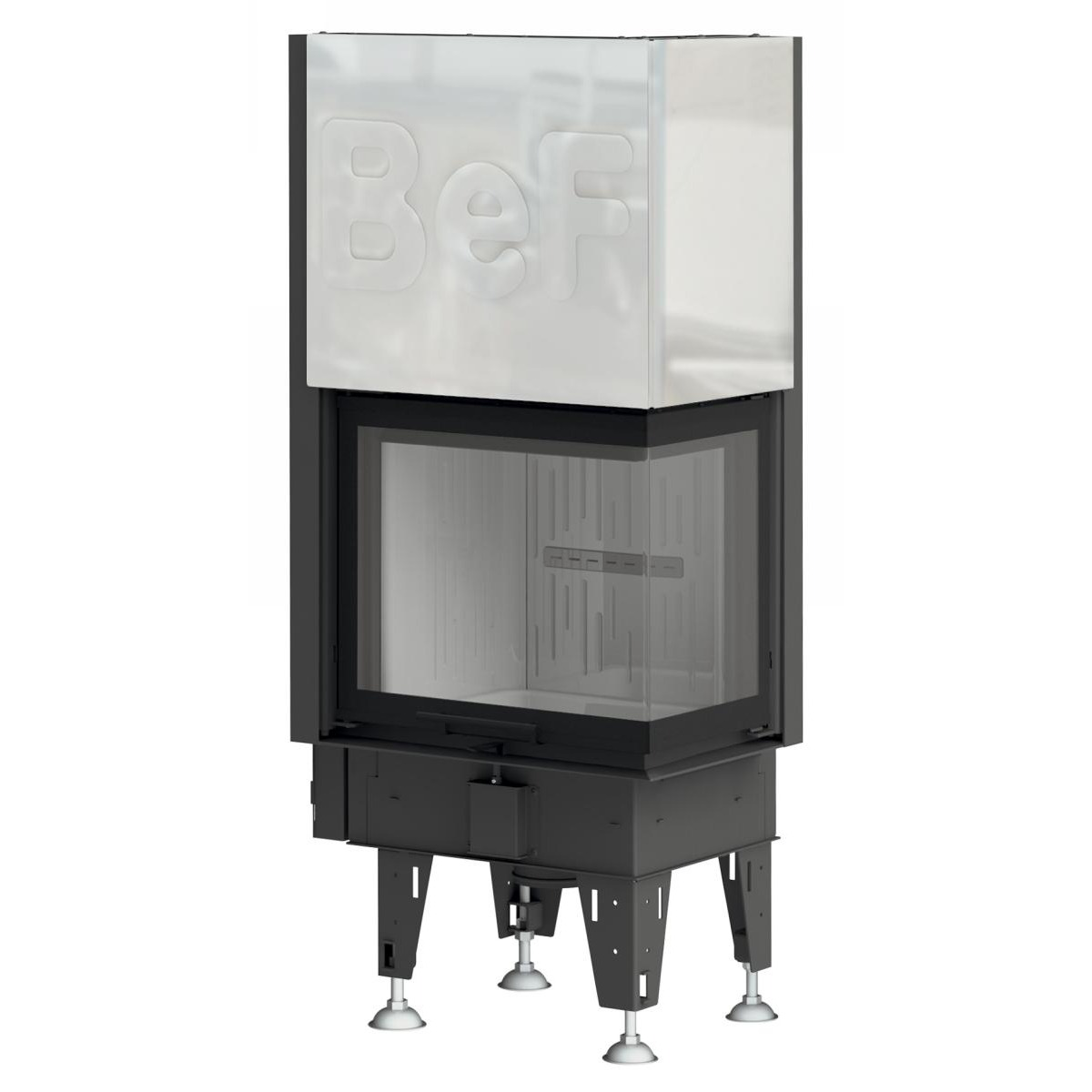 BeF Aquatic WH V 65 CP boiler fireplace insert