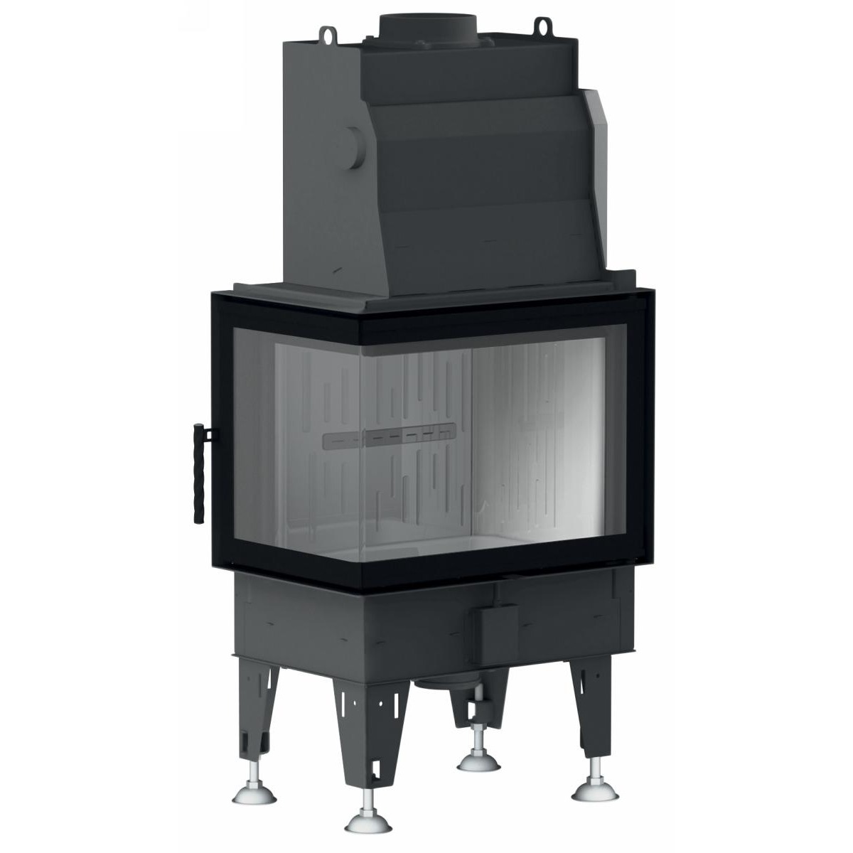 Aquatic WH80 CL fireplace insert Boiler