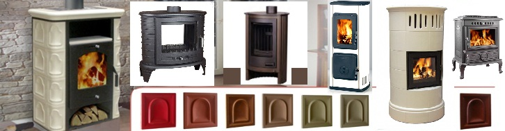 Wooden stoves